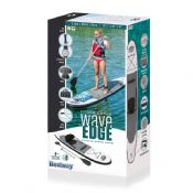 10ft2 Hydro Force Wave Edge Inflatable Stand Up Paddle Board / Kayak SUP